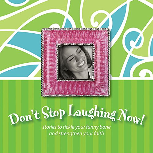 Don't Stop Laughing Now! audiobook cover art