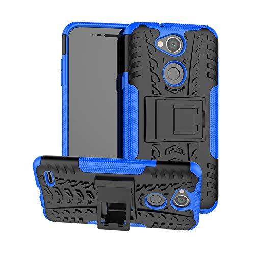 HülleExpert LG Xpower 3 Hülle, Hülle Abdeckung Cover Schutzhülle Tough Strong Rugged Shock Proof Handy Tasche Heavy Duty Etui Hüllen Für LG Xpower 3 / X Power 3