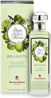 Alvarez Gómez - Agua Fresca de Colonia Fragancia Bergamota - Frasco de 175 ml