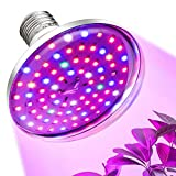 LED Grow Light Bulb, Relassy 100W...