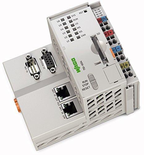WAGO SPS – Controller PFC200 CS 2ETH RS CAN Wago Inhalt: 1 St.