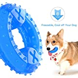 NWK Freezable Pet Teether Cooling Chew Toy for Dogs Teething Toy for...