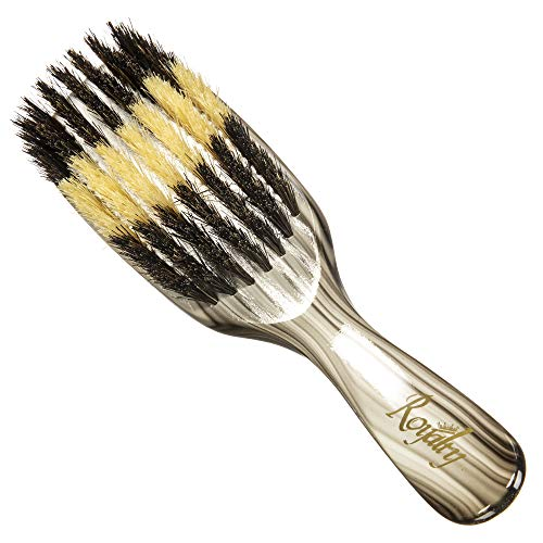 Royalty By Brush King Wave Brush #790- 7 Row Medium Wave Brush 360 - Og Royalty - From the maker of Torino Pro 360 Waves Brushes