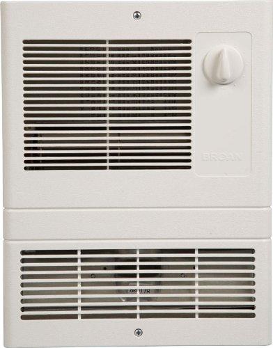 Broan 9810WH High Capacity Wall Heater with 1000 Watt Fan