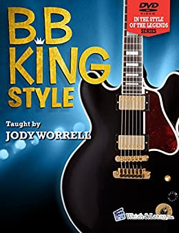 B.B. King Style Guitar Book with Video & Audio Access (English ...