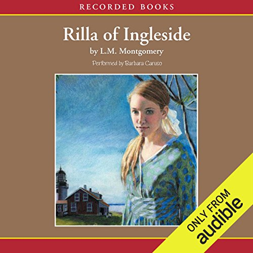 Rilla of Ingleside audiobook cover art