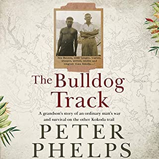 The Bulldog Track audiobook cover art