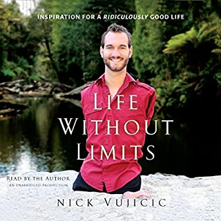 Life Without Limits audiobook cover art