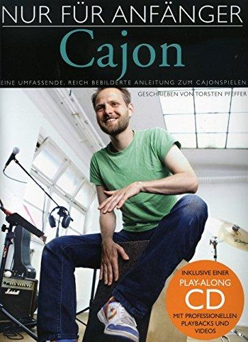 Endast för angelägen – Cajon – arrangerad för Cajon – med CD [Noting/Sheetmusic]