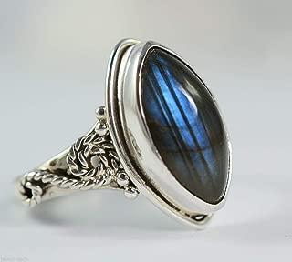 Best blue labradorite ring Reviews