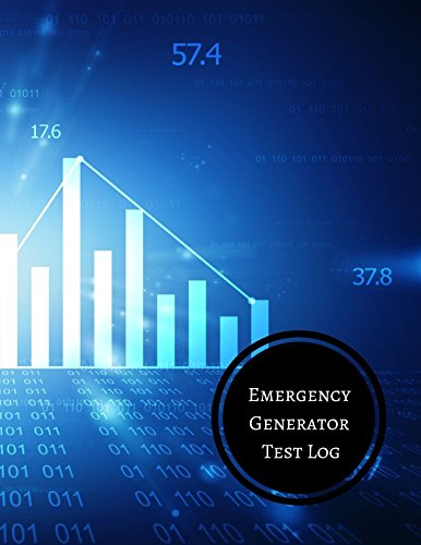 Emergency Generator Test Log: Generator Maintenance Log