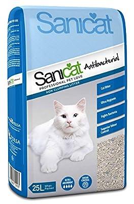 Sanicat Absorbent Cat Litter,