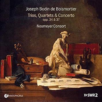 Boismortier: Chamber Works