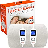 Best Electric Blankets - WÄRMER Luxury Electric Heated Blanket - Fully Fitted Review