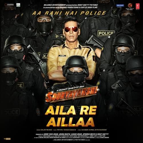 """Aila Re Aillaa (From """"Sooryavanshi"""")"""