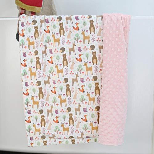 Asbecky Manta Navidad Manta de bebé de otoño e Invierno/Manta de Cubierta Manta de Franela de Coral para niños, Ligero, súper Suave-Segundo_El 150x200cm