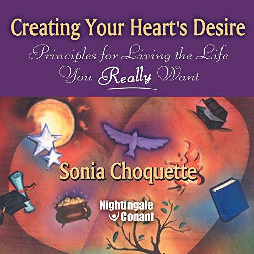 Creating Your Heart's Desire audiobook cover art