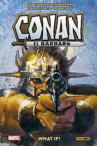 Biblioteca conan. what if? conan el bá