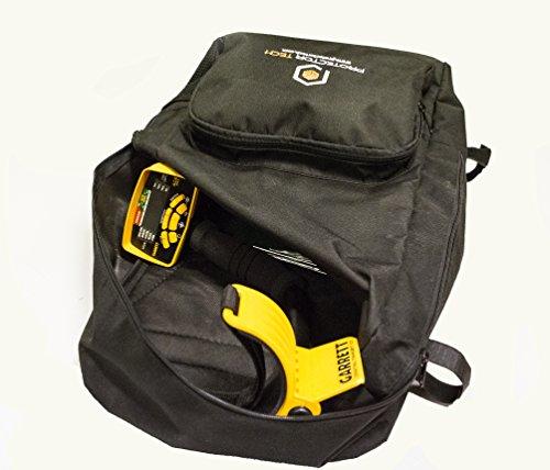 Der Rucksack für Metalldetektor mit einer Schaufel zu speichern - 2