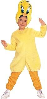 Child Tweety Costume