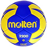 Molten H0 X 2200-by Handball, Bleu, One Size