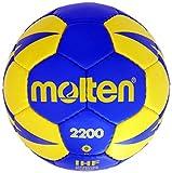 Molten H0X 2200-by Handball, Bleu, One Size