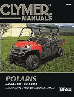 Clymer Polaris Ranger 800, 2010-2014: Maintenance, Troubleshooting, Repair (Clymer SxS)