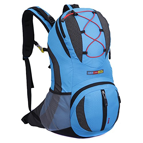 Paladineer Outdoor Sport Lightweight Hiking Backpack Cycling Daypack 22-liters