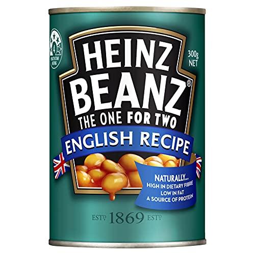 Heinz Baked Beans English Recipe, 300g