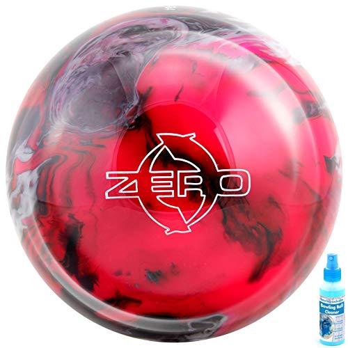 Bowling Ball Aloha Zero Magma mit Ball Cleaner (15)