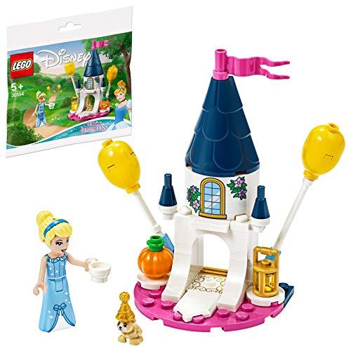 LEGO Disney Cinderella Mini Castle Polybag Set 30554 (Bagged)