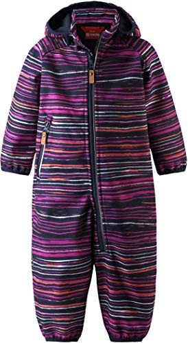 Reima Kotilo Softshell Overall Kinder deep Purple Kindergröße 92 2019