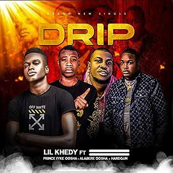 Drip (feat. Prince Iyke Oosha, Alabere Oosha & Hardgun)