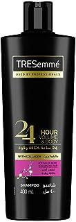 Tresemme 24 Hour Volume & Body Shampoo for Fine Hair, 400ml