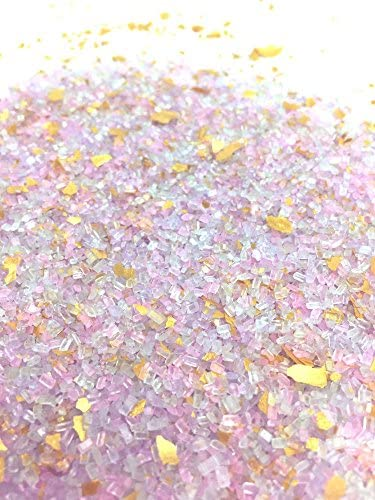 Whimsical Practicality Unicorn Sprinkle Dust Fancy Glitter Sugar Sprinkles 6 Ounce product image