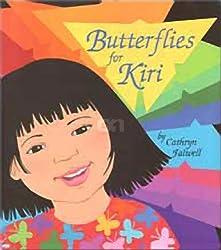 Butterflies for KiribyCathryn Falwell