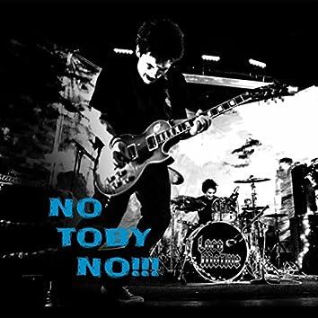 No Toby No!!!