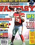 Best Fantasy Football Magazines - Athlon Sports Fantasy Football 2019 Review