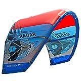 Cabrinha Radar 12m rot/blau– Kite – 2017 by Wave Gorilla