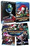 Los Payasos Asesinos Del Espacio Exterior BD con Funda y 8 Postales 1988 Killer Klowns From Outer Space [Blu-ray]
