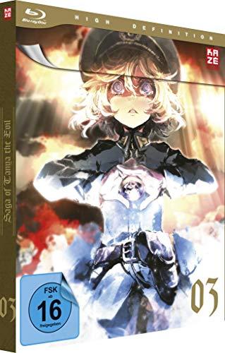 Saga of Tanya the Evil - Vol.3 - [Blu-ray]