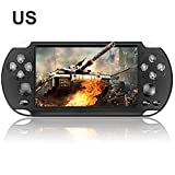 Handheld Game Console Double Rocker Handheld Game Console X9-s 8G Built-in 10,000+ Games