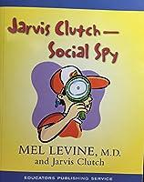 Jarvis Clutch: Social Spy 0838826202 Book Cover