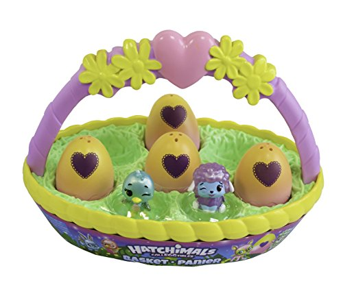 Brinquedo Hatchimals Colleggtibles Cestinha, Sunny