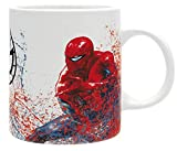 ABYstyle - MARVEL - Taza - 320 ml - Venom vs. Spiderman