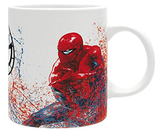 ABYstyle - MARVEL - Tasse - 320 ml - Venom vs. Spiderman