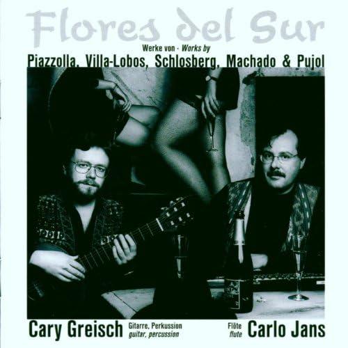 Carlo Jans & Cary Greisch