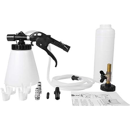 Freno idraulico per moto 08-0143 Frizione spurgo freni moto per gomma universale in acciaio inossidabile