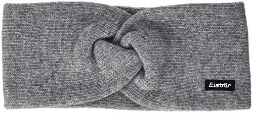 Eisbär Damen Birla Stirnband, graumele, One Size