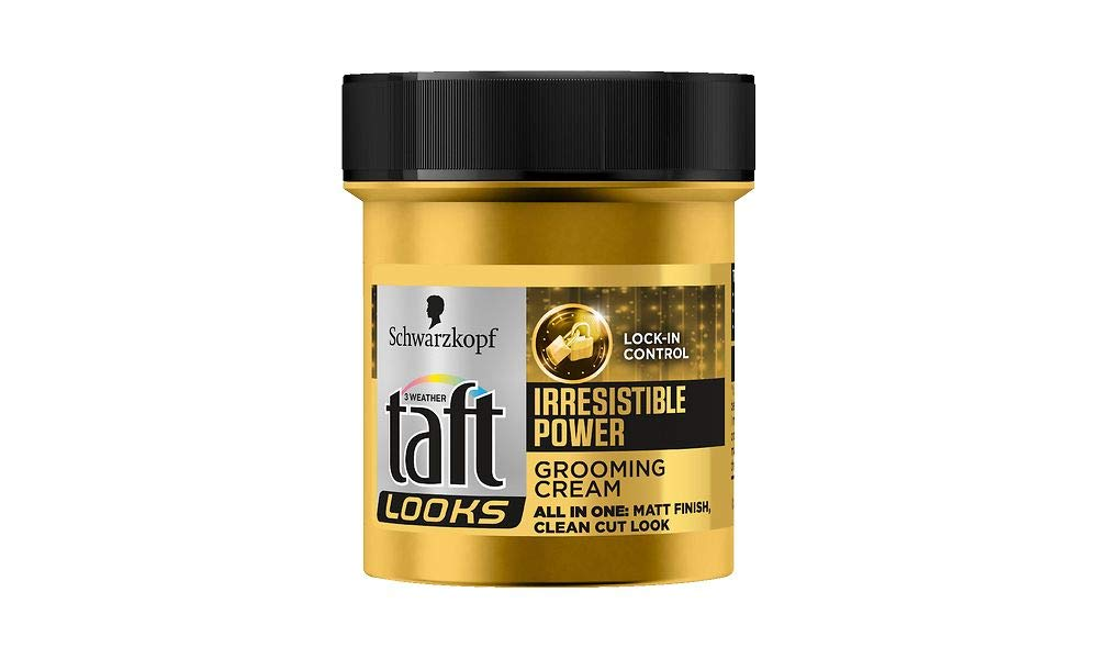 Schwarzkopf Taft Looks Irresistible Power Grooming Cream 130 ml / 4.3 oz